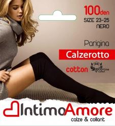 Calzerotto (высокие хлопковые гольфины)